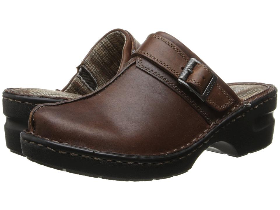 Eastland - Mae (Brown) Women's Clog Shoes