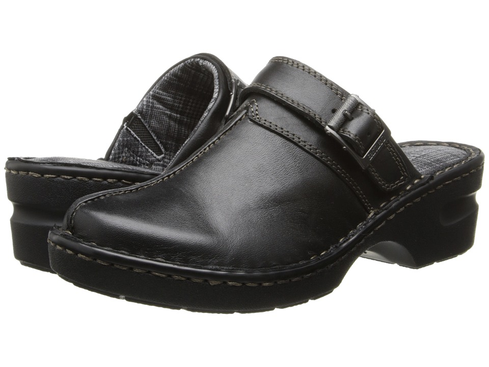 Eastland - Mae (Black) Women's Clog Shoes