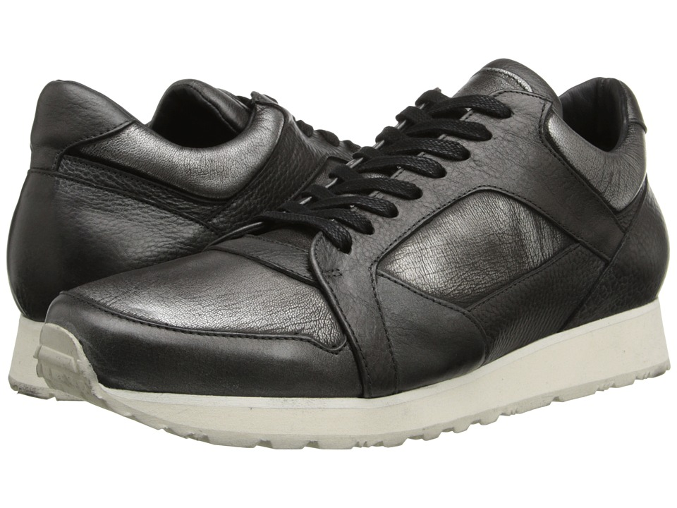 John Varvatos - 315 Trainer Low (Metallic) Men