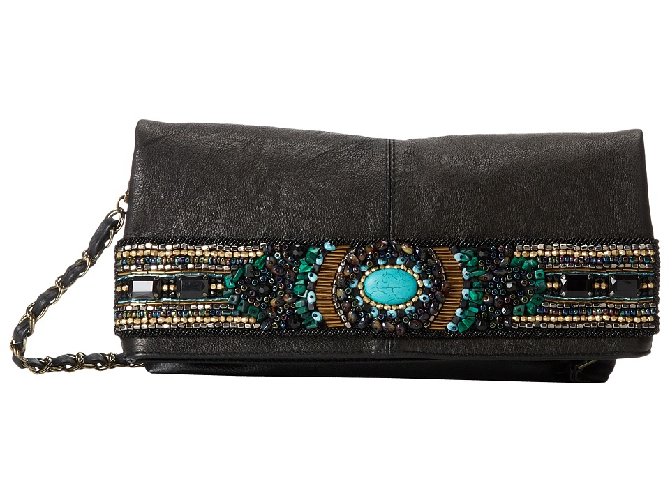Mary Frances - Marrakesh (Black) Handbags