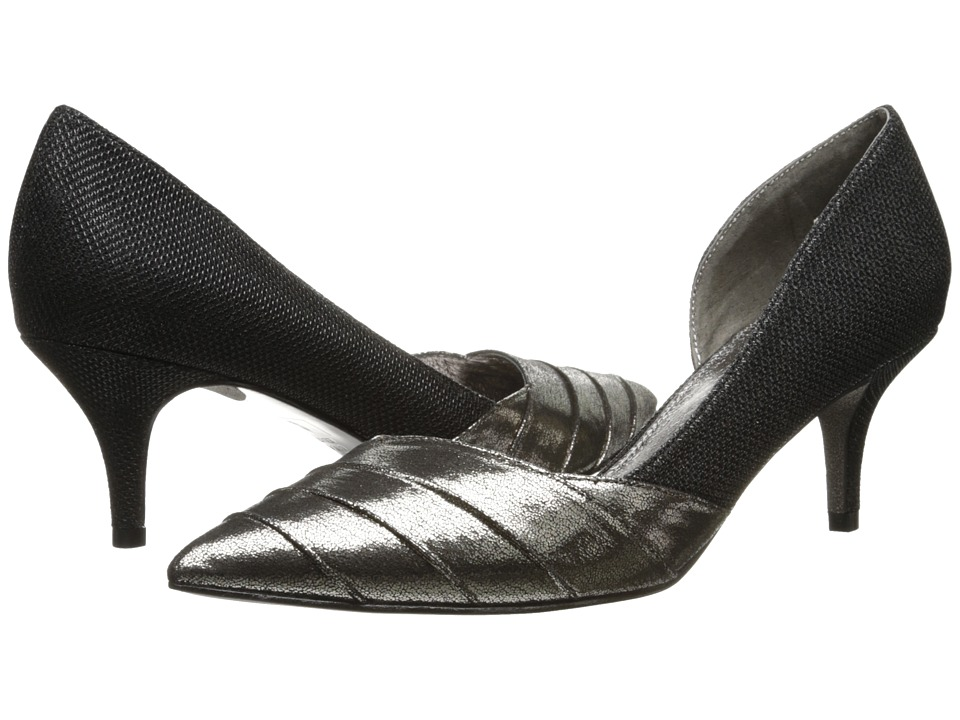 Adrianna Papell - Ravenna (Coal) Women's 1-2 inch heel Shoes