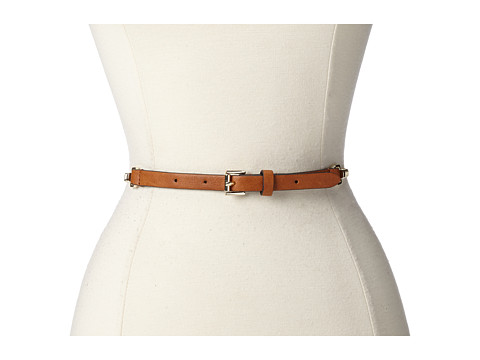 BCBGMAXAZRIA - Thin Chain Waist Belt (Cognac Combo) Women's Belts