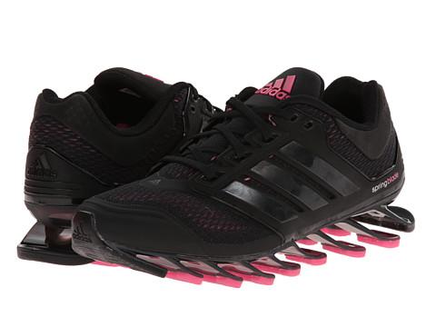 adidas Running - Springblade Drive (Black/Solar Pink/Black) Women