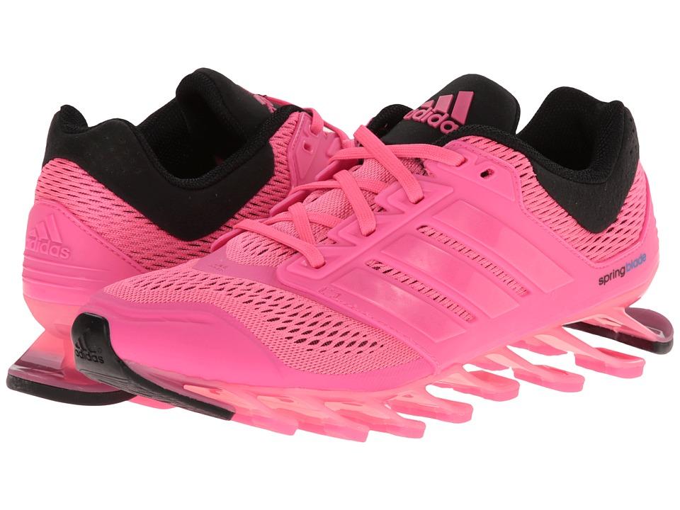 adidas Running - Springblade Drive (Solar Pink/Solar Blue2/Black) Women