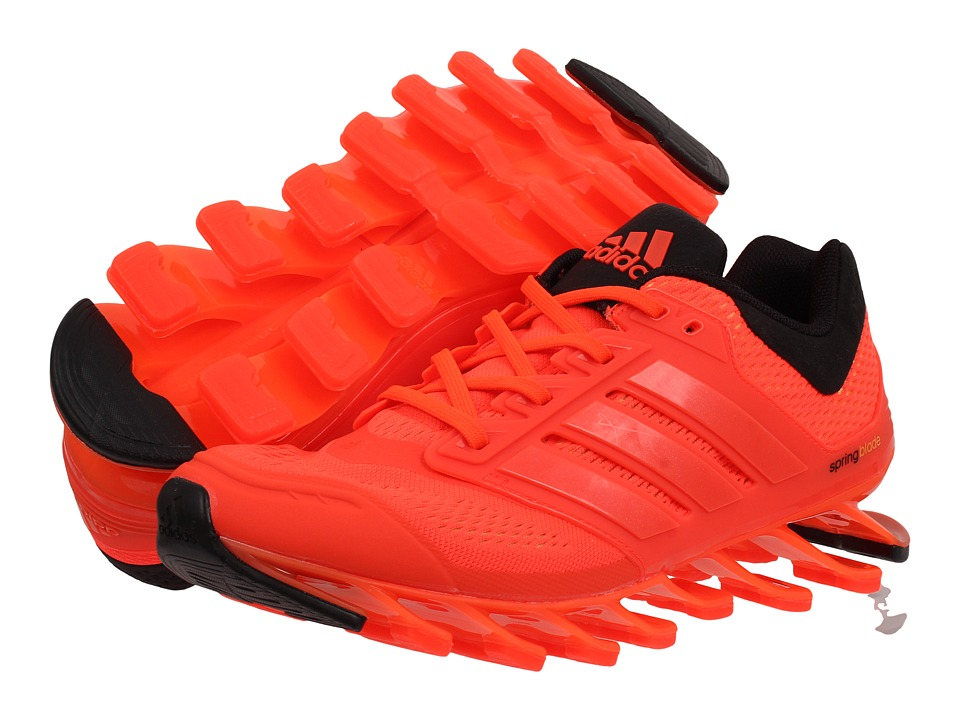 adidas Running - Springblade Drive (Solar Red/Black/Solar Red) Men's Running Shoes