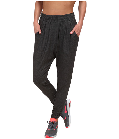 Nike - Avant Move Pant (Black Heather/Black) Women's Workout
