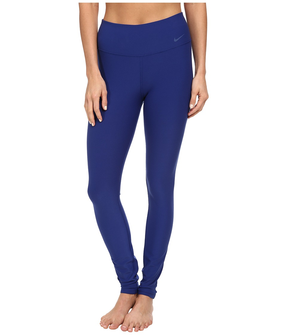 Nike - Legend 2.0 Tight Poly Pant (Deep Royal Blue/Cool Grey) Women's Workout