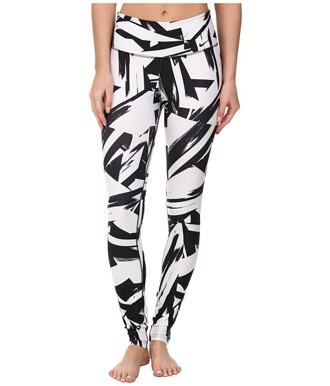 Nike - Legend 2.0 Floe Tight Pant (White/Black/Black) Women