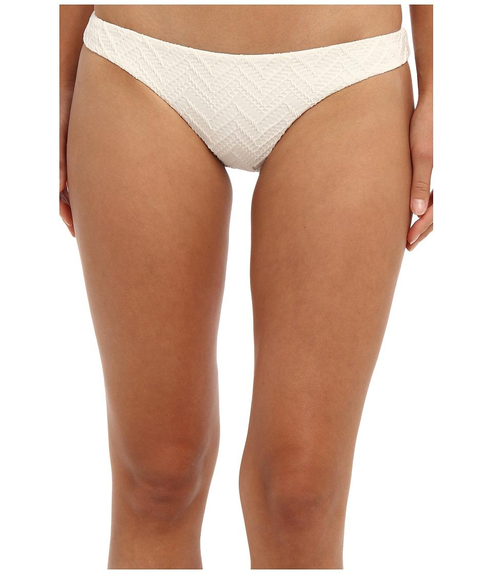Volcom - Wild Night Skimpy Bottom (Cream) Women's Swimwear