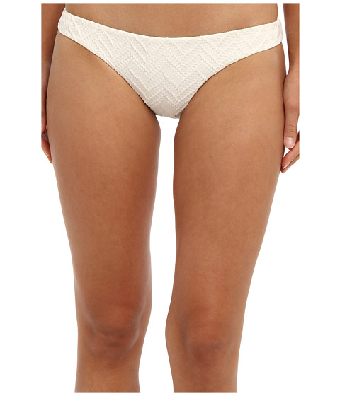 Volcom - Wild Night Skimpy Bottom (Cream) Women