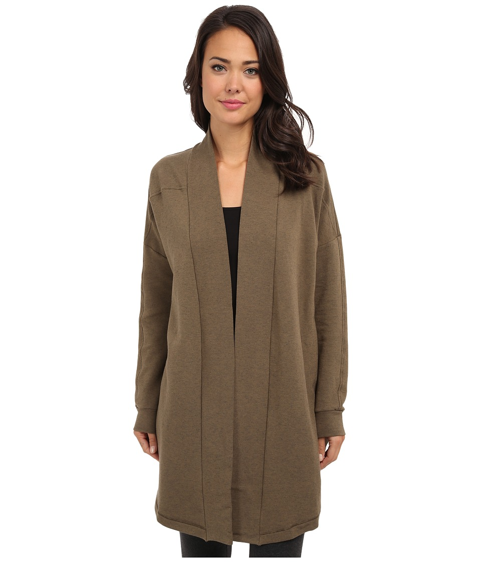 Hanro - West Broadway Cardigan (Olive) Women's Sweater