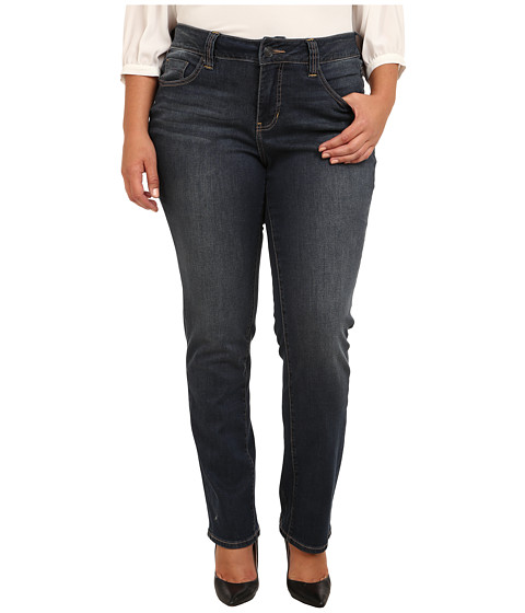 Jag Jeans Plus Size - Plus Size Jackson Straight in Melrose (Melrose) Women's Jeans