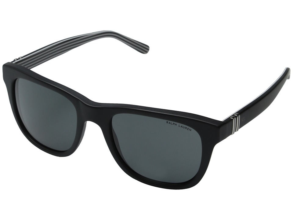 Polo Ralph Lauren - 0PH4090 (Matte Black) Fashion Sunglasses