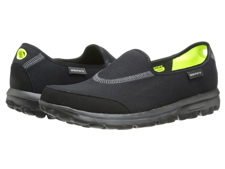 SKECHERS Performance Go Walk Impress (Black) Women