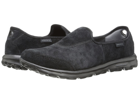 SKECHERS Performance Go Walk (Black) Women's Shoes
