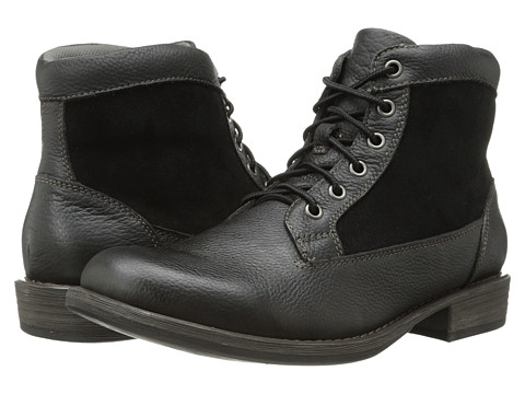 Eastland - Weston (Black) Men's Lace-up Boots
