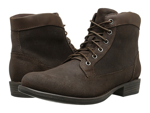 Eastland - Weston (Brown Oiled) Men's Lace-up Boots