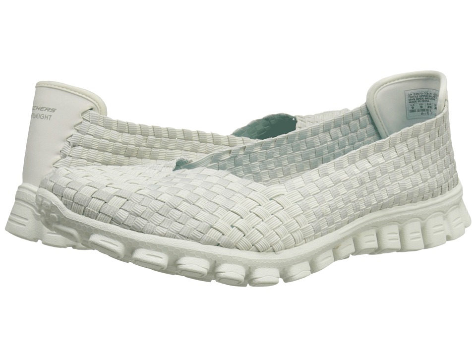 SKECHERS - EZ Flex 2 (Natural) Women's Shoes