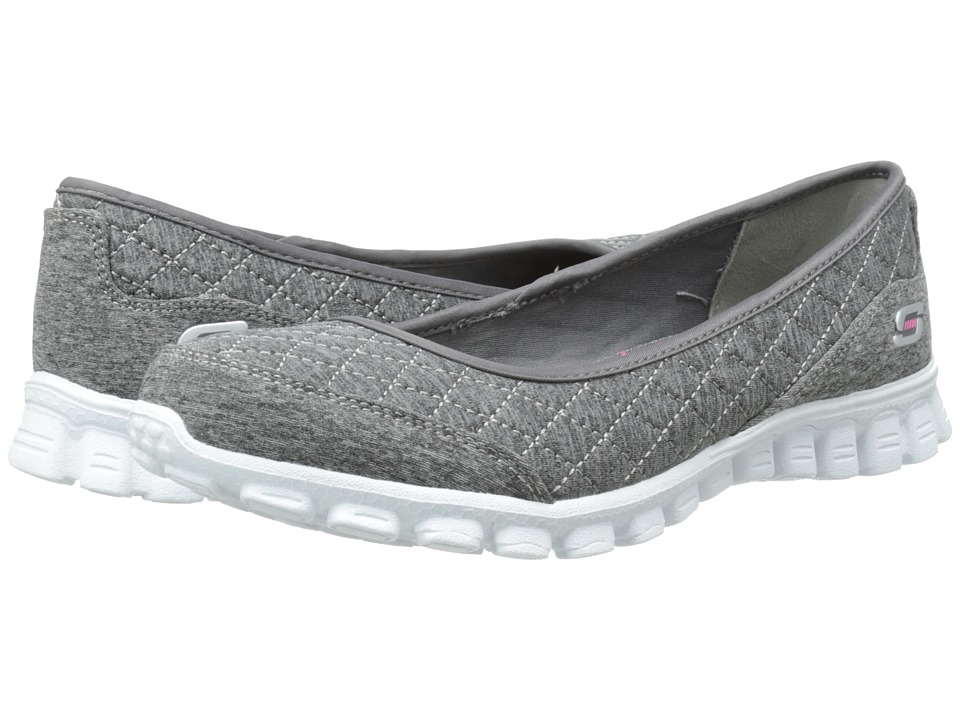 SKECHERS - Spruced-Up (Gray) Women