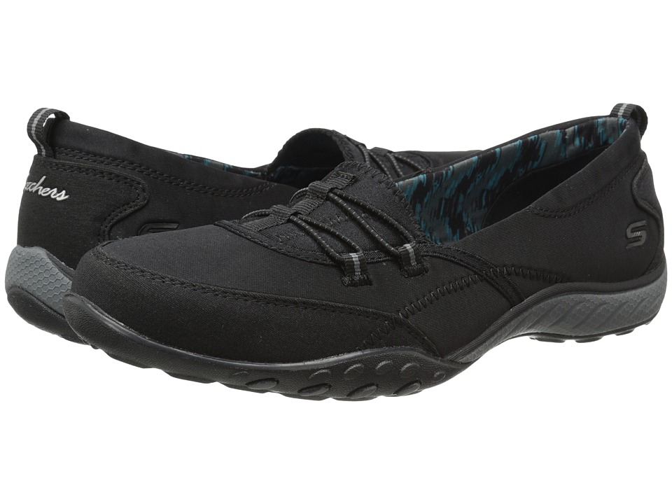 SKECHERS - Five-Star (Black) Women's Running Shoes