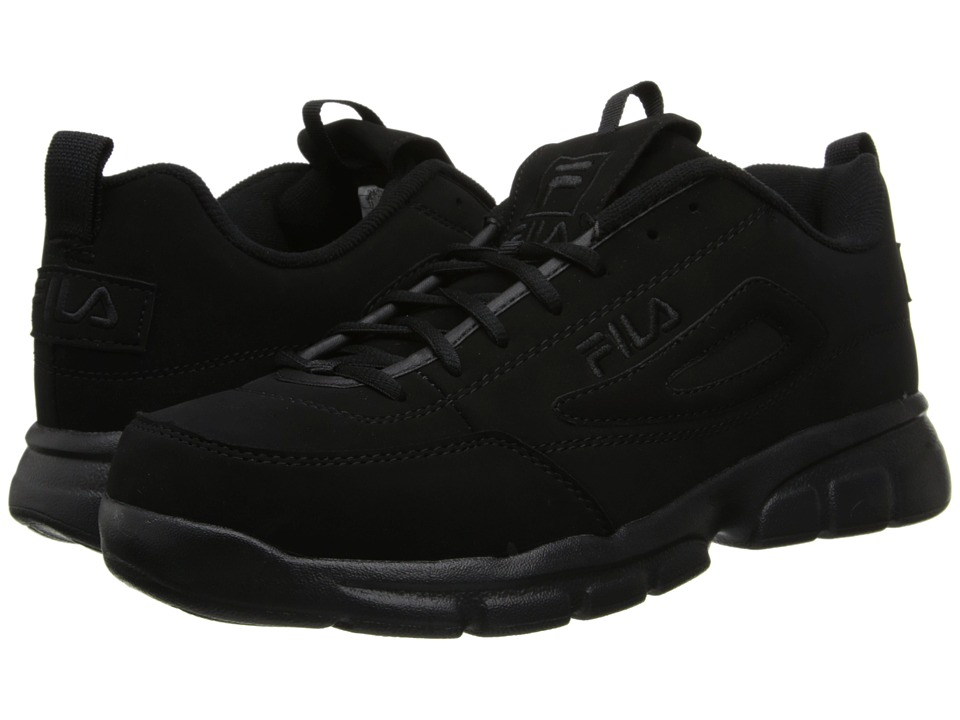 Fila Disruptor Se (Triple Black) Men