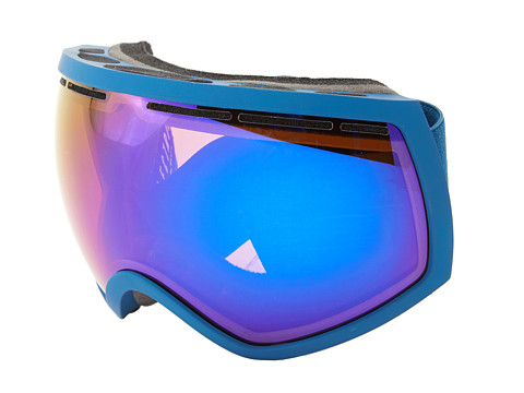 Electric Eyewear - EG2 Blues Bonus Lens (Bronze/Blue Chrome) Snow Goggles
