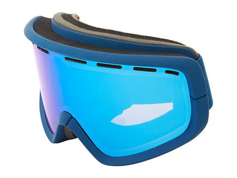 Electric Eyewear - EGB2 Blues Bonus Lens (Bronze/Blue Chrome) Snow Goggles