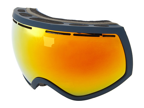 Electric Eyewear - EG2 Blue Fronds Bonus Lens (Bronze/Red Chrome) Snow Goggles