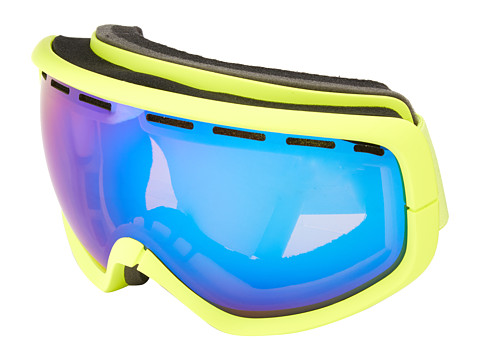 Electric Eyewear - EGB2S Nukus Bonus Lens (Bronze/Blue Chrome) Snow Goggles