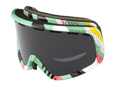 Electric Eyewear - EGB2 New Wave Bonus Lens (Jet Black) Snow Goggles