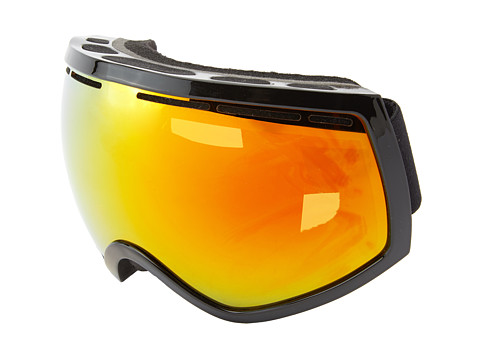 Electric Eyewear - EG2 Gloss Black Bonus Lens (Bronze/Red Chrome) Snow Goggles