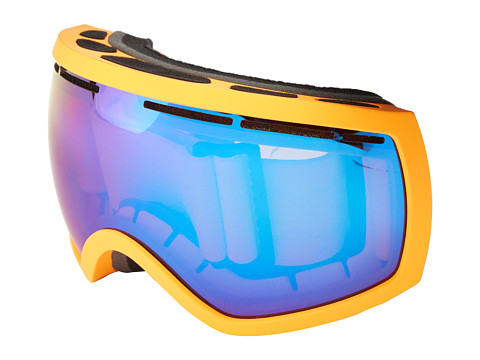 Electric Eyewear - EG2.5 Biohazard Bonus Lens (Bronze/Blue Chrome) Snow Goggles