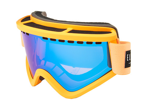 Electric Eyewear - EGV Biohazard Bonus Lens (Bronze/Blue Chrome) Snow Goggles