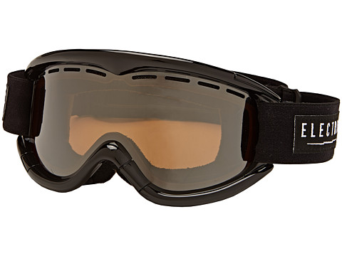 Electric Eyewear - EG1K Gloss Black (Bronze/Silver Chrome) Snow Goggles