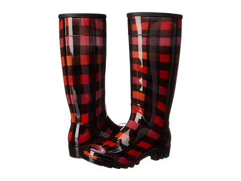 Dirty Laundry - Ravenous (Red Plaid) Women's Boots
