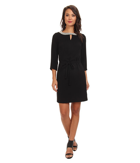 Tahari by ASL - Howard - PA (Black) Women's Dress