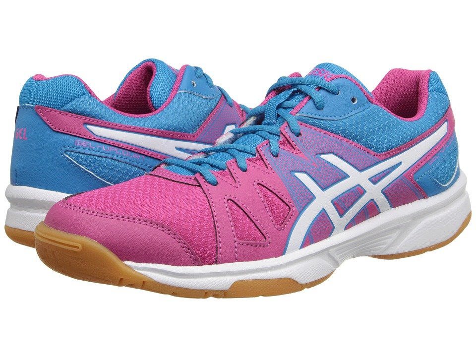 ASICS - Gel-Upcourt (Cabernet/White/Riviera Blue) Women