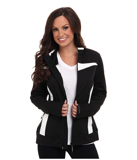 Roper - Softshell Pieced Lightweight Jacket (Black) Women