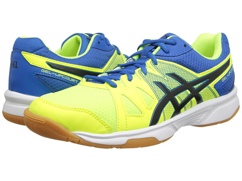 ASICS - Gel-Upcourt (Flash Yellow/Black/Portapia) Men's Shoes