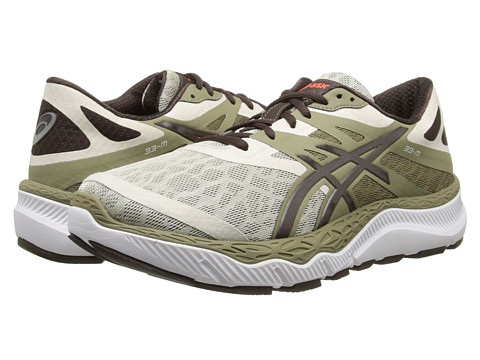 ASICS - 33-M (Khaki/Coffee/Orange) Men