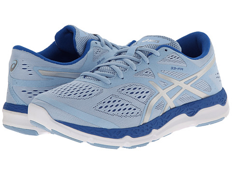 ASICS - 33-FA (Powder Blue/Lightning Blue) Women's Running Shoes