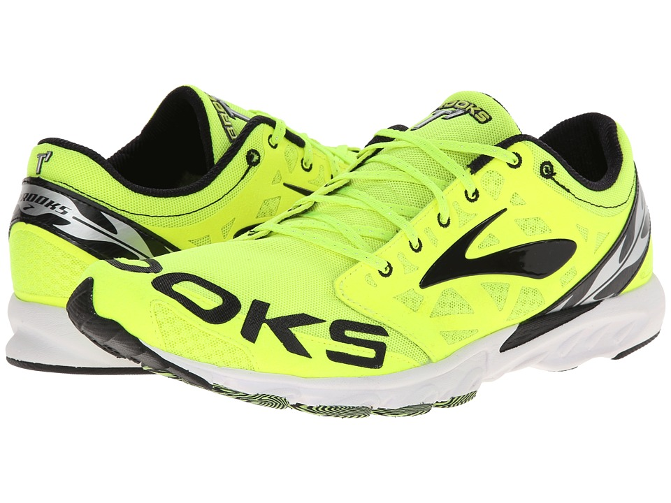 Brooks - T7 Racer (Nightlife/Black) Running Shoes