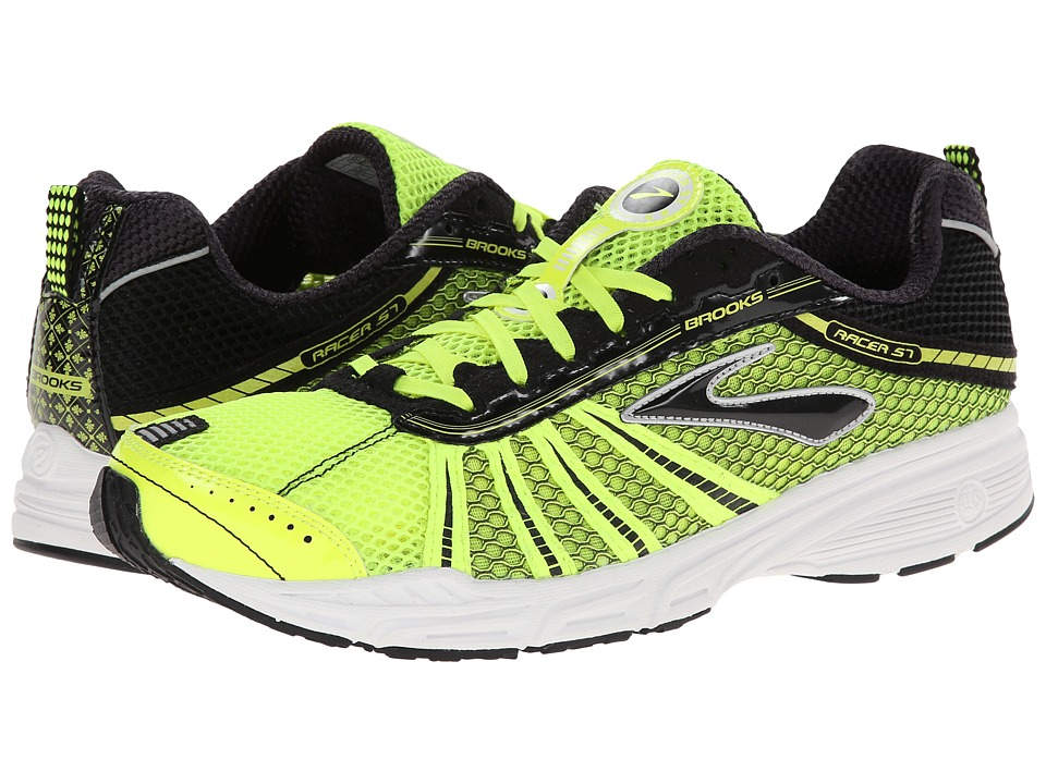 Brooks - Racer ST 5 (Nightlife/Black) Running Shoes