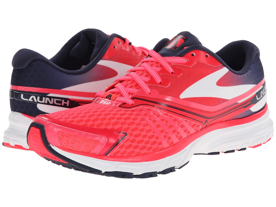 Brooks Launch 2 (Brite Pink/Midnight) Women