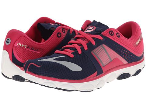 Brooks - PureFlow 4 (Peacoat/Raspberry/Paradise Green) Women's Running Shoes
