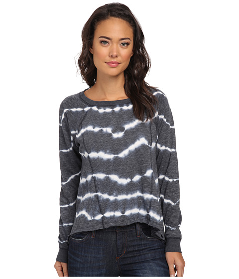 Volcom - Motor Boat Fleece (Black) Women's Sweatshirt