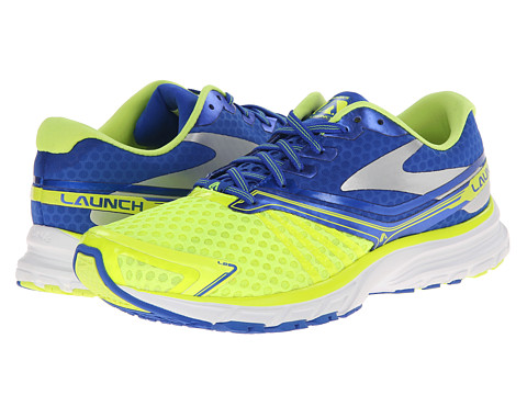 Brooks - Launch 2 (Nightlife/Electric) Men's Shoes