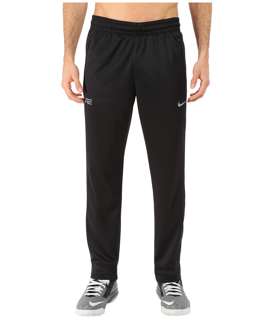 Nike - Elite Dri-FIT Cuffed Pants (Black/Cool Grey/Black/Cool Grey) Men's Casual Pants