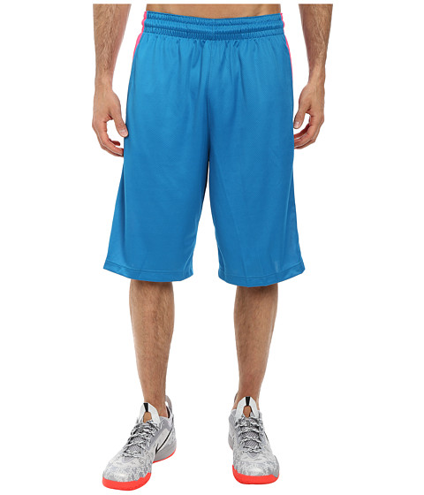 Nike - Elite Stripe Short (Light Blue Lacquer/White/White) Men's Shorts