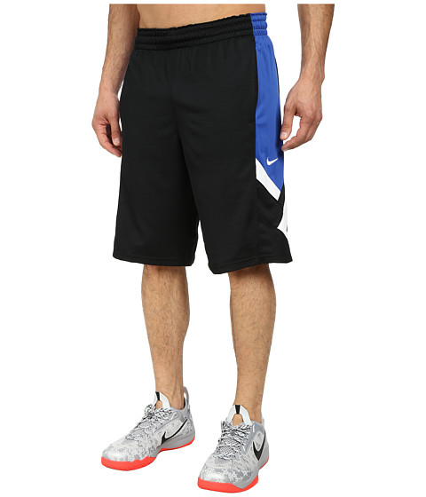 Nike - Glide Short (Black/Game Royal/Black/White) Men's Shorts